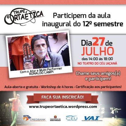 flyer teatro ORTAÉTICA lampi